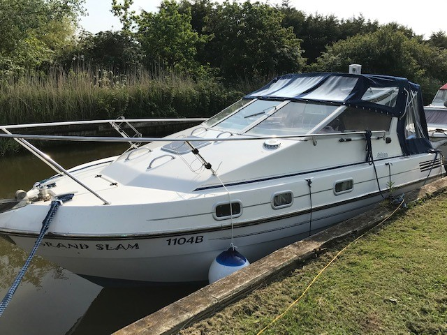 Falcon 23 for sale from Norfolk Boat Sales