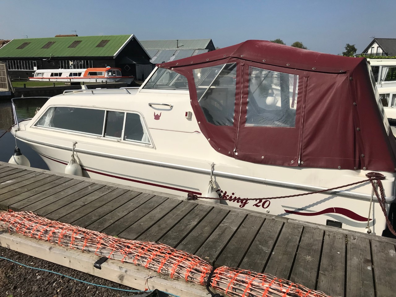 Viking 20 for sale from Norfolk Boat Sales